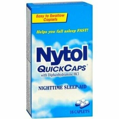 Nytol QuickCaps 16 Caps