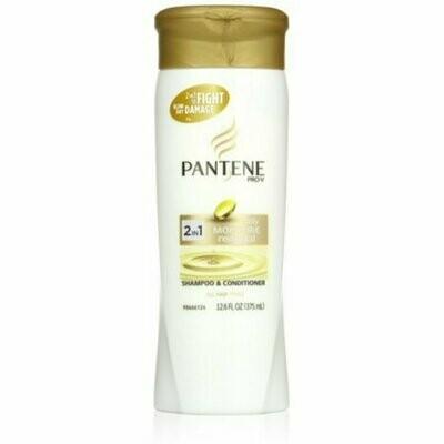 Pantene Pro-V Daily Moisture Renewal 2-in-1 Shampoo + Conditioner 12.6 oz