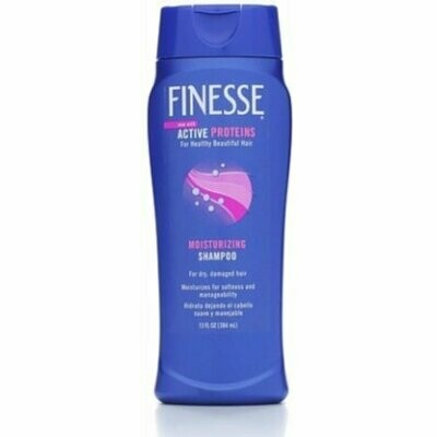 Finesse Restore + Strengthen, Moisturizing Shampoo 13 oz