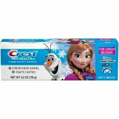Crest Pro-Health For Me Fluoride Anticavity Toothpaste, Minty Breeze 4.20 oz