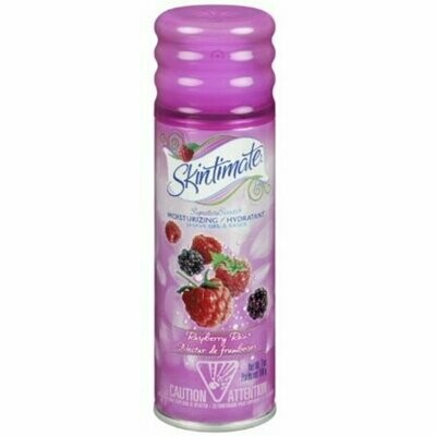 Skintimate Signature Scents Shave Gel, Raspberry Rain 7 oz
