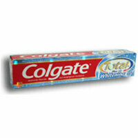 Colgate Total 12 Hour Multi-Protection Toothpaste Plus Whitening Gel - 6 Oz