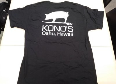 KONO'S XXL -XXXL T-shirt