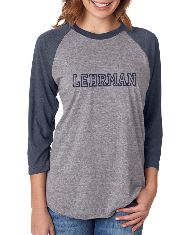 Lehrman Raglan T-Shirt ADULT