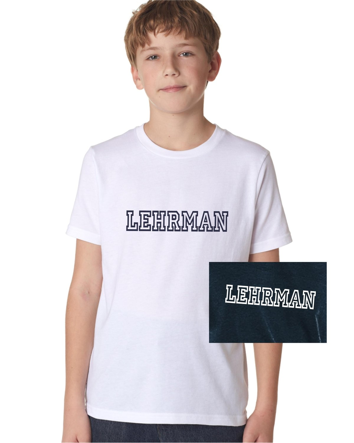 Lehrman Basic Unisex T-Shirt YOUTH