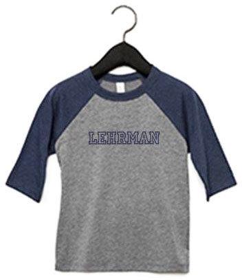 Lehrman Raglan T-Shirt Unisex TODDLER