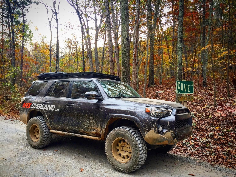 Toyota 4runner Overland