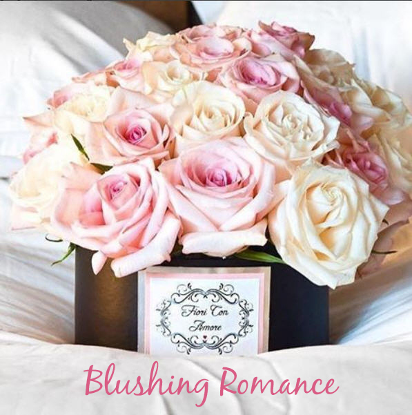 Blushing Romance - Let her know how special she is! V40024