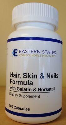 Hair, Skin & Nails (RF)