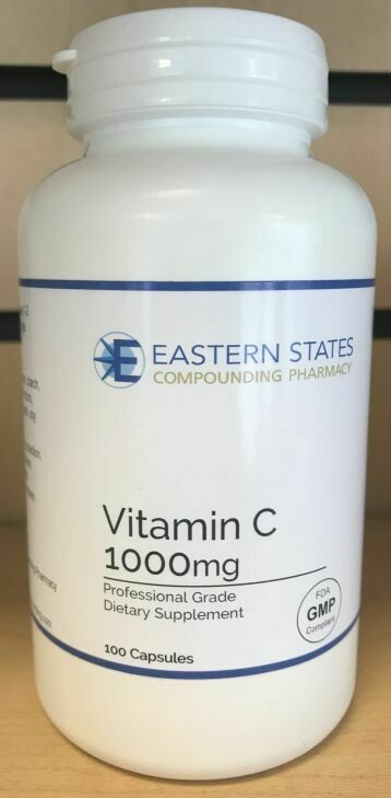 Vitamin C 100mg Capsules