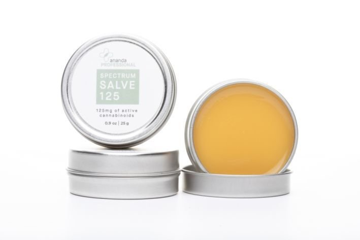Full Spectrum CBD 125mg Salve