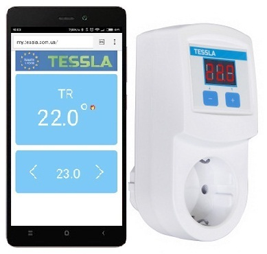 Терморегулятор TR Wi-Fi