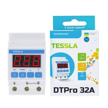 Терморегулятор DTPro