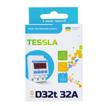 Защита от перенапряжения D32t