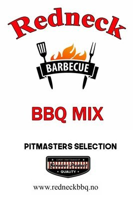 BBQ Mix 8dl Vakumpakket