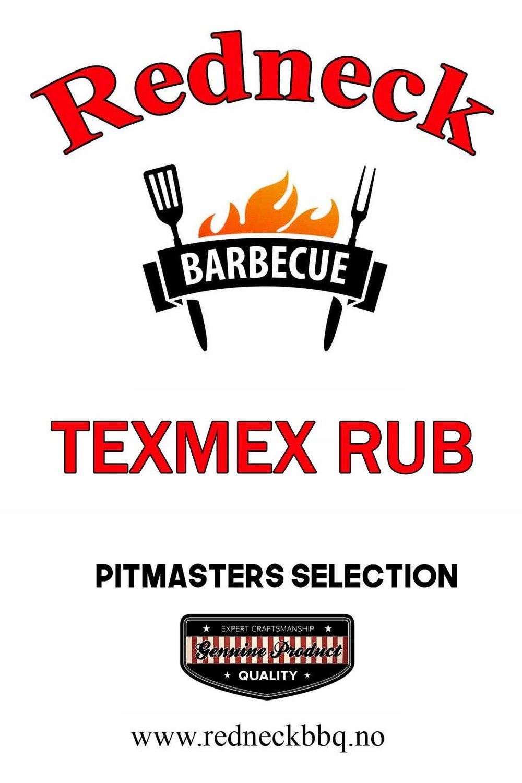 TexMex Rub 1dl Vakumpakket