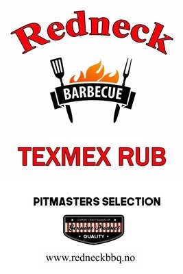 TexMex Rub 8dl Vakumpakket