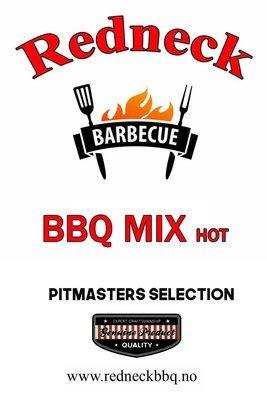 BBQ Mix Hot 1dl Vakumpakket