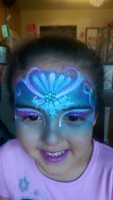 Enchanted Princess Deluxe Plus Face Painting Package