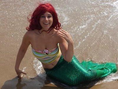 Swimming Mermaid Package