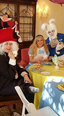 Alice in Wonderland (One Performer, 1.5 Hours)