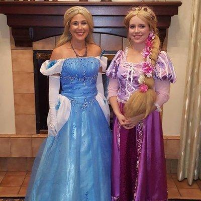 2 Hour 2 Princesses  of your choice