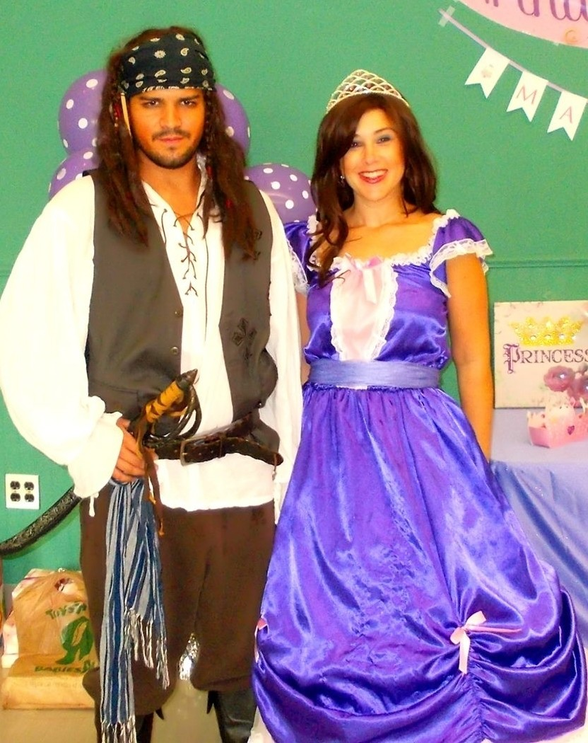 ​Princess and Pirate Creative Drama (Plus Face Painting​)