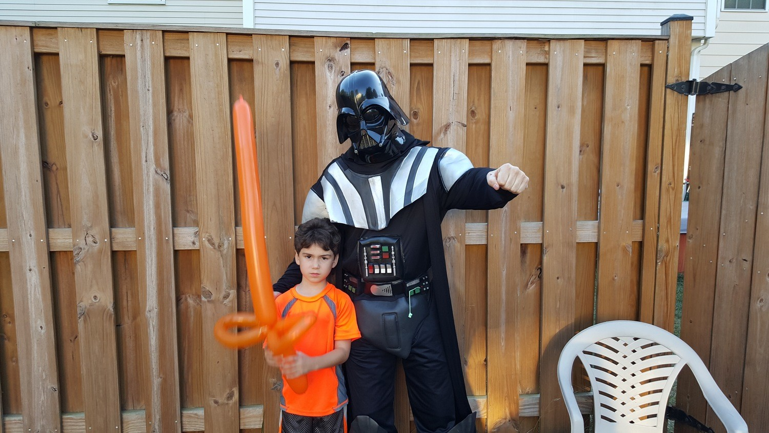 Exceptional Families Jedi Package (For 1-4 children)