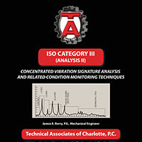 Textbook - ISO Category III (Vibration Analysis II)