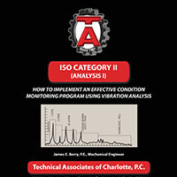 Textbook - ISO Category II (Vibration Analysis I)