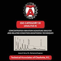 A La Carte ISO Category III (Analysis II) Certification Test