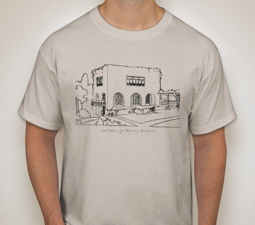 Olmsted Cottage T-Shirt GF11002