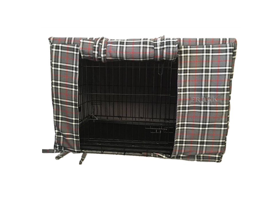 Dog Crate Covers dog crate covers | frank and jellys