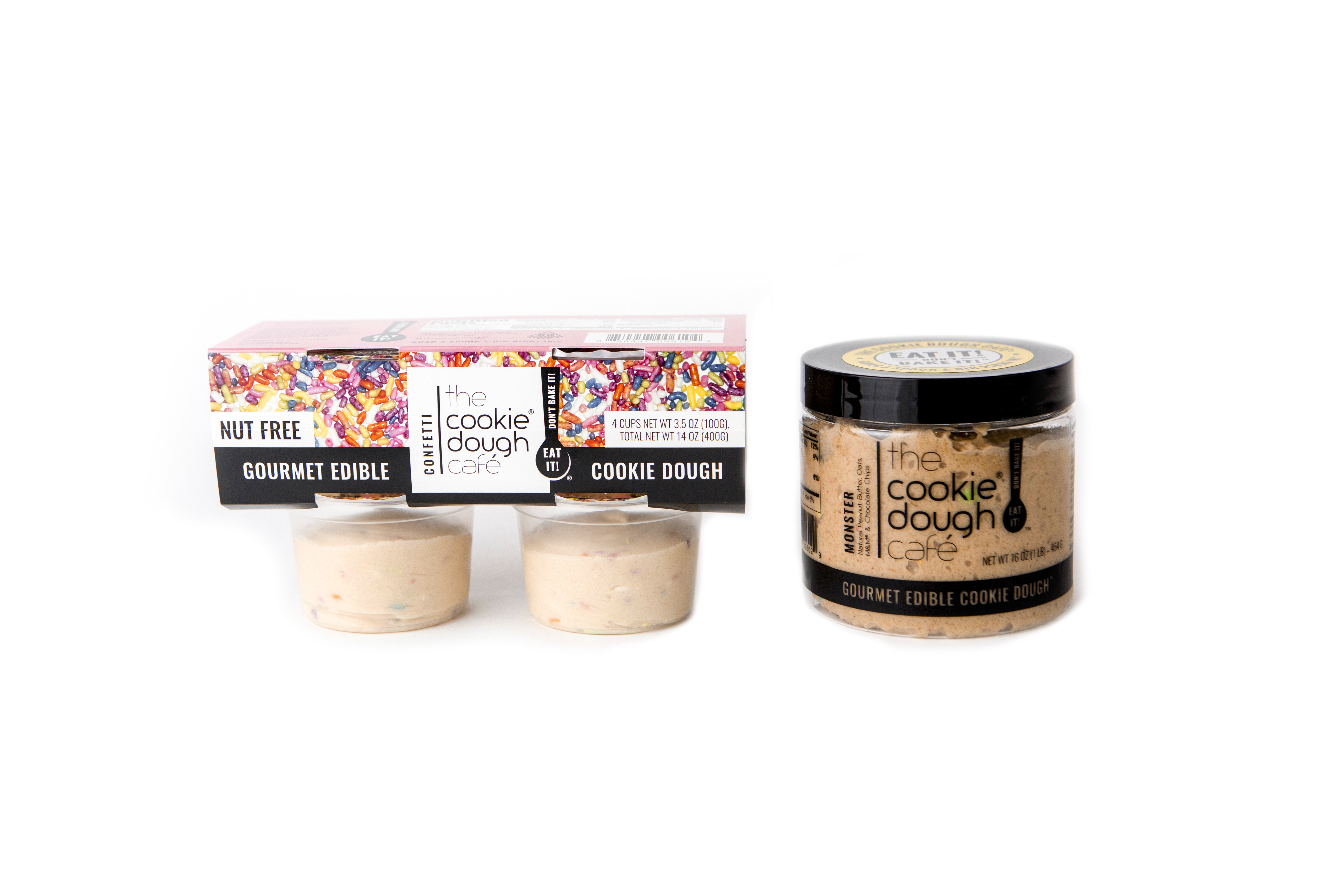 Edible Cookie Dough (2-Pack) 2001