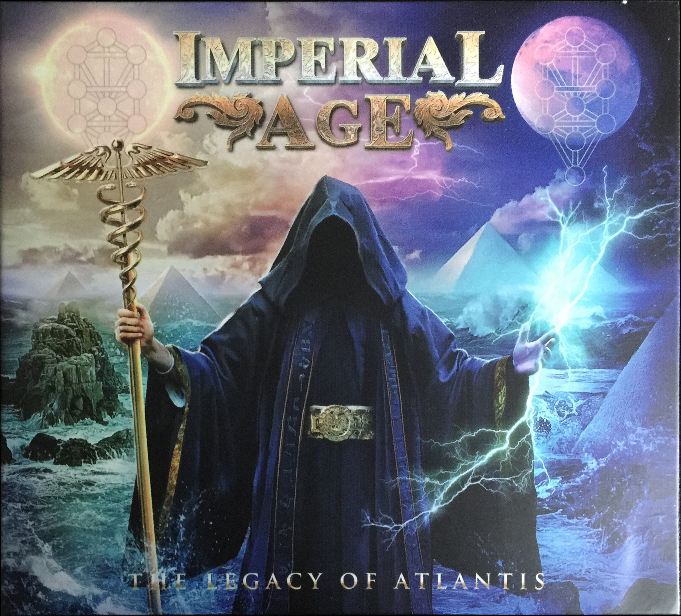 The Legacy of Atlantis [CD Digipack] LIMITED! 000001