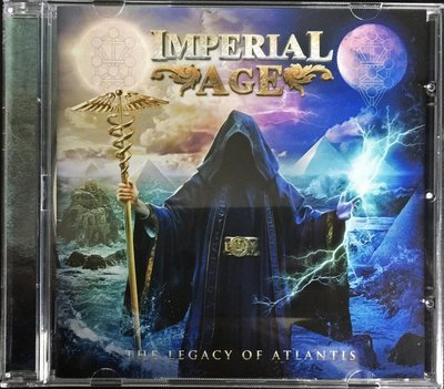 The Legacy of Atlantis [CD Jewelcase]