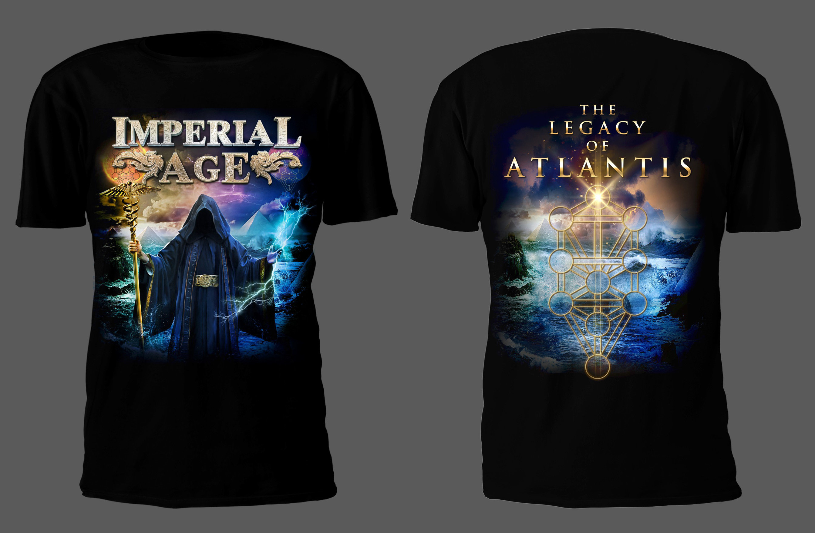 Legacy of Atlantis T-Shirt