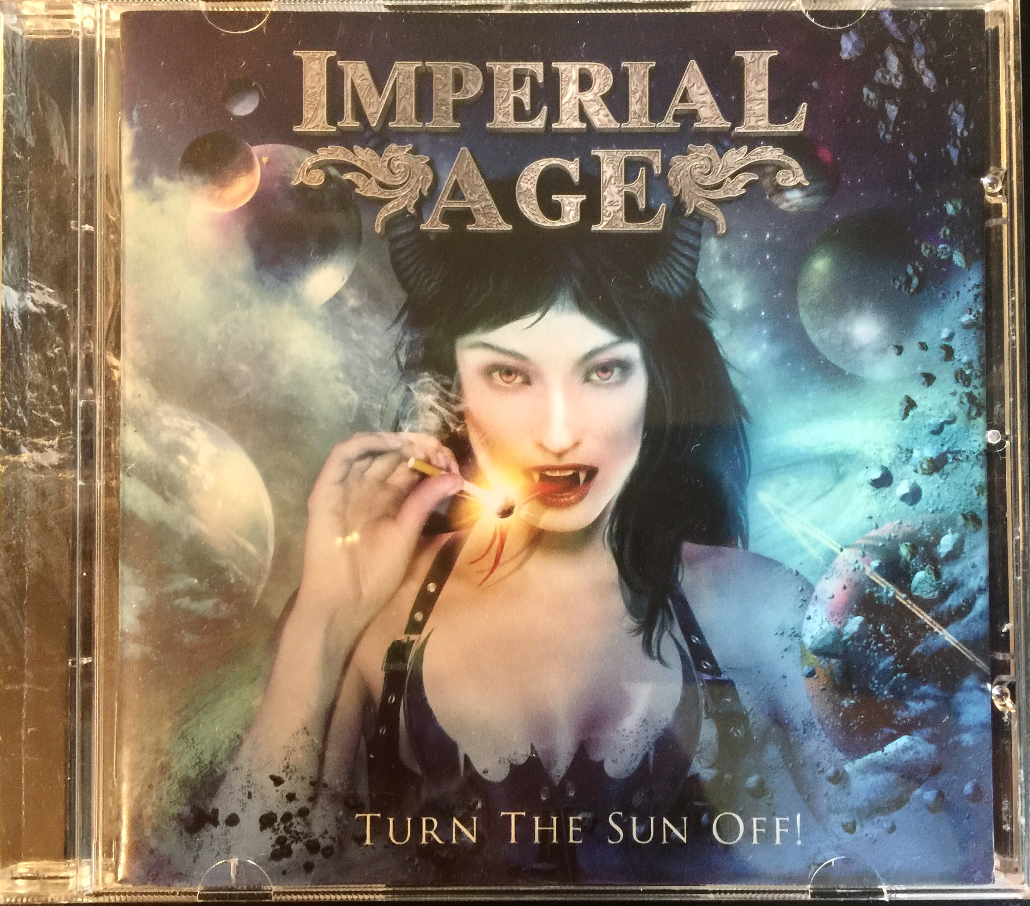 Turn The Sun Off! CD [Jewelcase]
