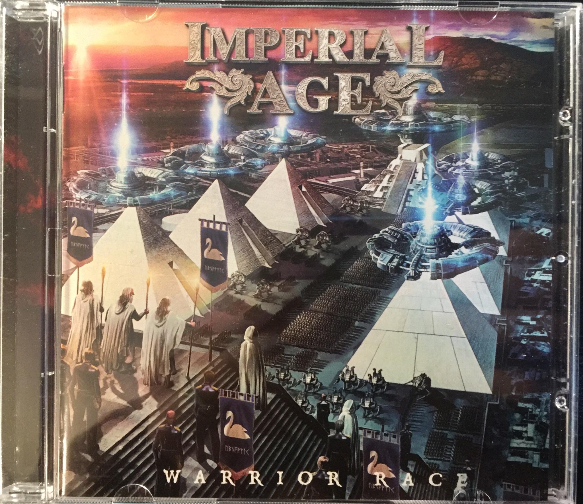 Warrior Race [CD Jewelcase]