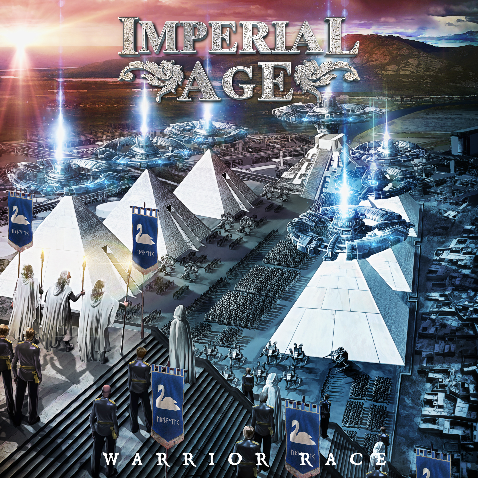 Warrior Race [CD Jewelcase] 000003