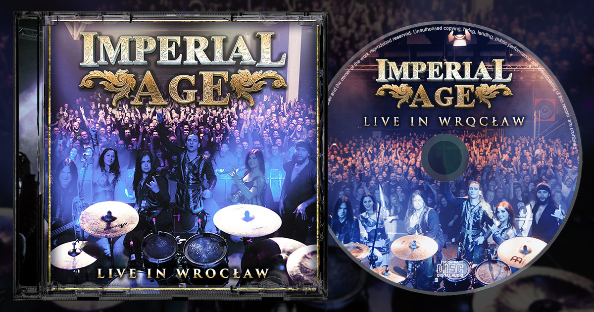 Live in Wroclaw [limited edition]