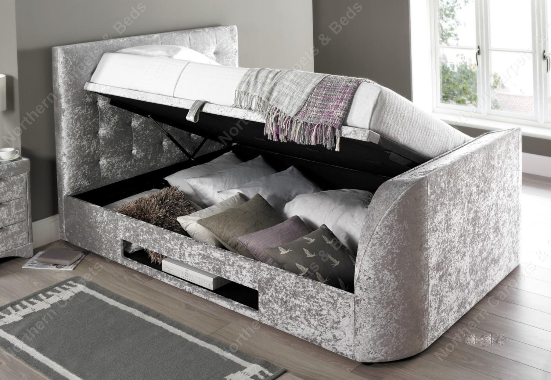 Cool Barnard Ottoman Tv Bed Creativecarmelina Interior Chair Design Creativecarmelinacom