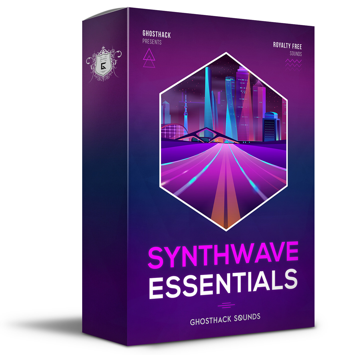 Free Synthwave Presets