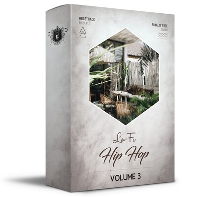 Lo-Fi Hip Hop Volume 3 - Royalty Free Samples