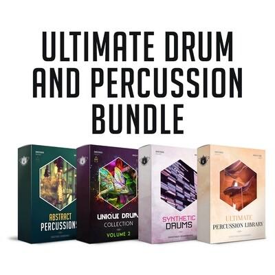Ultimate Drum Bundle