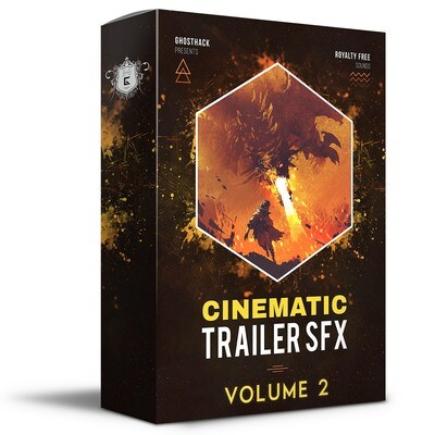 Cinematic Trailer SFX - Volume 2 - Royalty Free Samples