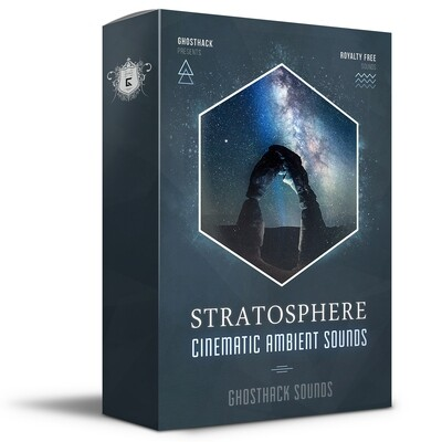 Stratosphere - Cinematic Ambient Sounds - Royalty Free Samples