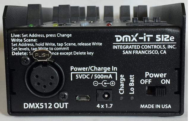 DMX-iT 512e