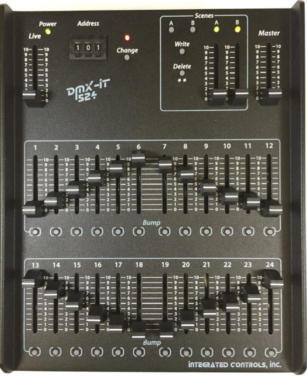 DMX-iT 524