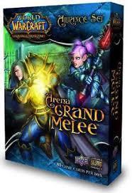 World of Warcraft Arena Grand Melee Alliance Set 00134